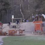 Spielplatz im Wildpark