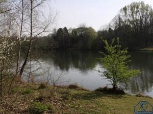 Kasterer-See im Frühling