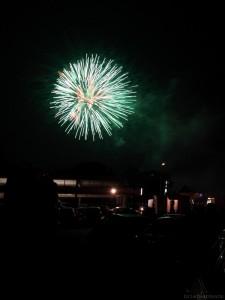 Feuerwerk Neusser Kirmes 3