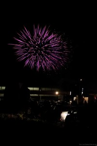 Feuerwerk Neusser Kirmes 4