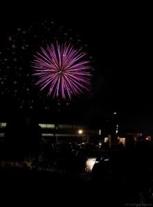Feuerwerk Neusser Kirmes 2
