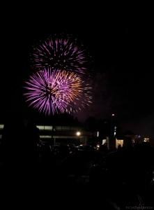 Feuerwerk Neusser Kirmes